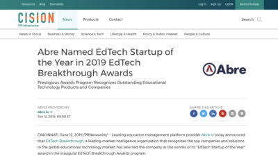 EdTech Startup of the Year