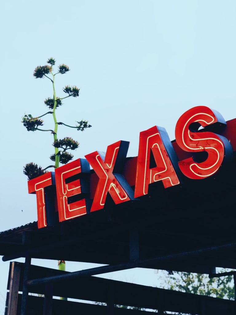 Texas. What's not to love?